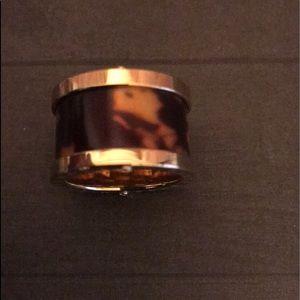 Michael Kors Tortoise Shell Ring | Size: 6